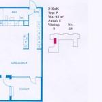 Lägenhetstyp P