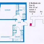 Lägenhetstyp R
