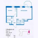 Lägenhetstyp U
