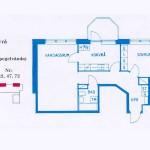 Lägenhetstyp V