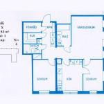 Lägenhetstyp X