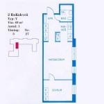 Lägenhetstyp Y